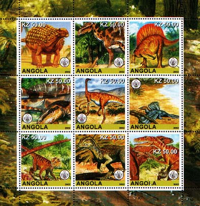 Angola Dino