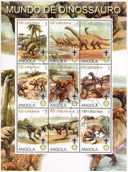 Angola Dinorotary