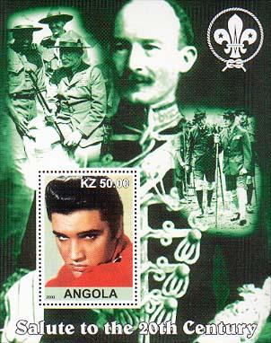 Angola Elvis