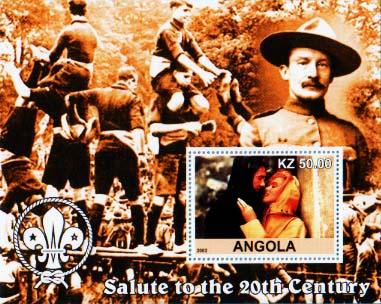 Angola Madonna