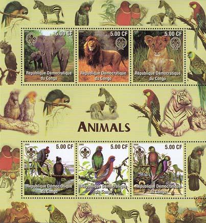 Congo Animals