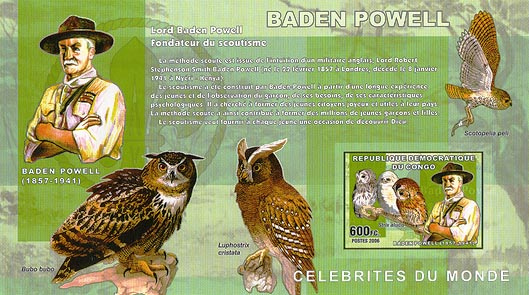 Congo Baden-Powell and Owls SS