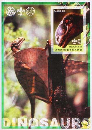 Congo Dino 1 Imperf