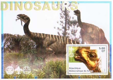 Congo Dino 2