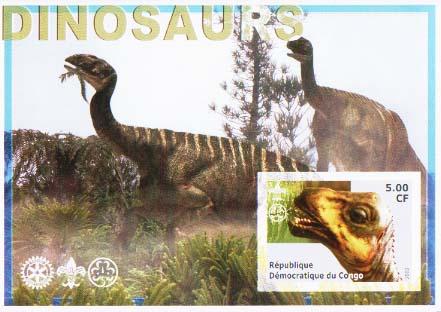 Congo Dino 2 Imperf