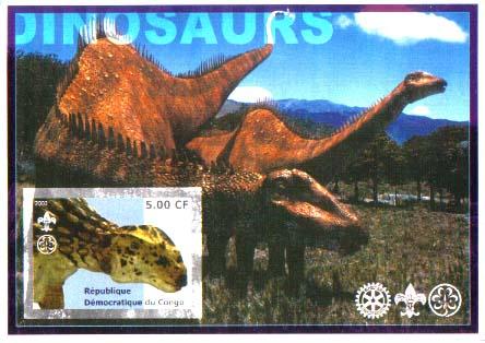 Congo Dino 3 Imperf