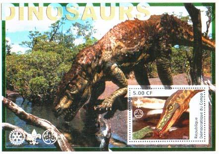 Congo Dino 4