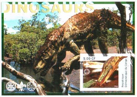 Congo Dino 4 Imperf