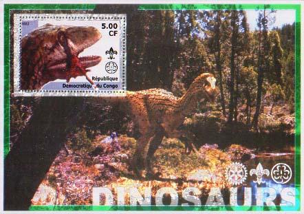 Congo Dino 6