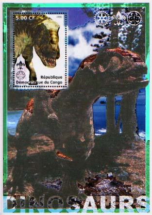 Congo Dino 7