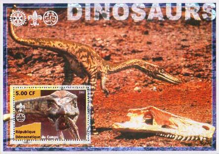 Congo Dino 8