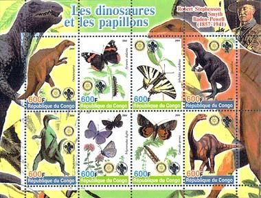 Congo Dinosaur