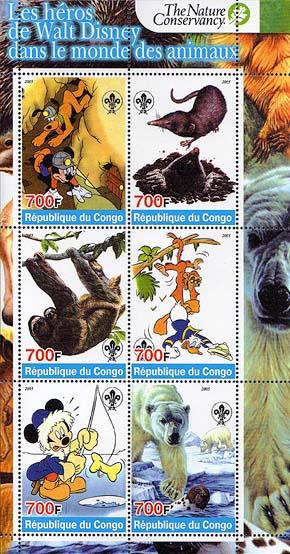 Congo Walt Disney