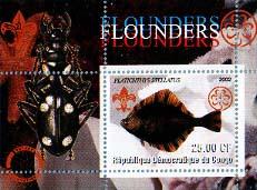 Congo Flounder 25