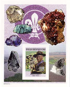 Congo Minerals Imperf