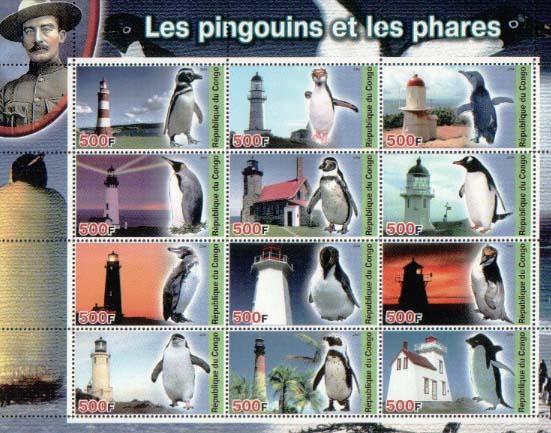 Congo Penguin 500