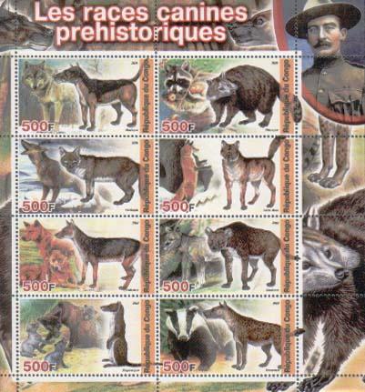 Congo Pre-historic Canine