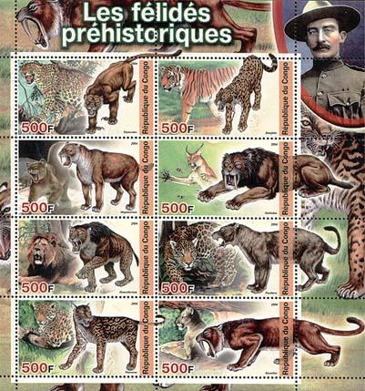 Congo Pre-historic Feline