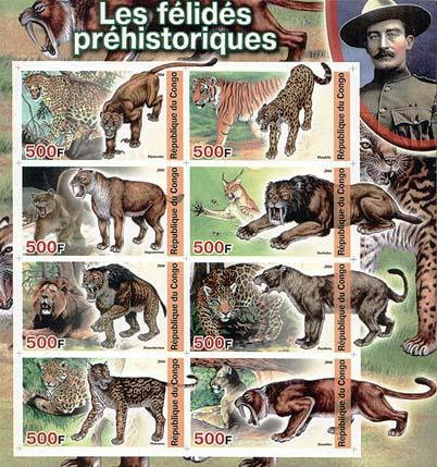 Congo Pre-historic Feline Imperf