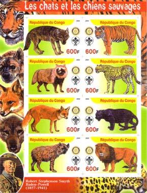 Congo Wild Imperf