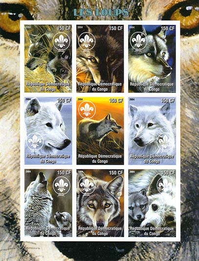 Congo Wolf Imperf